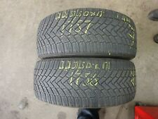 2 X CONTINENTAL WINTER CONTACT TS850 225/50X17 PARTWORN WINTER TYRES - (1756/57)