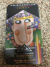 prismacolor premier colored pencils 24