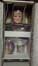 SHIRLEY TEMPLE DARLING LITTLE SHIRLEY DANBURY MINT TODDLER DOLL w/ BOX
