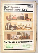 Vintage 1982 GREENLEAF Dollhouse Furniture Kit Scale 1=1 - #9010  Made in U.S.A.
