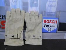 Echtleder Vollleder Arbeitshandschuhe Winterhandschuhe beige Größe 10 Handschuhe