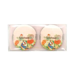 Sulwhasoo Phoenix Cushion Puff - 1Pack (2pcs) (Limited) + Gift