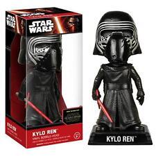 Star Wars The Force Awakens Unhooded Kylo Ren Funko Bobble Head Wacky Wobbler