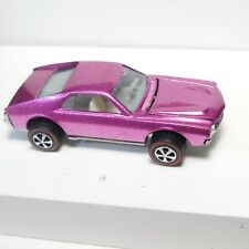 Custom AMX Hot Wheels Redline Premium Restoration Pink