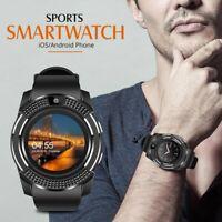 ⭐️⭐️⭐️⭐️⭐️ WOW! 2020 Smartwatch Bluetooth Smart Watch Android IOS Handy Camera