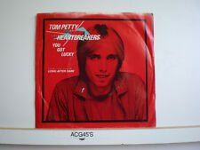 45 Vinyl Records Tom Petty And The Heartbreakers You Got Lucky