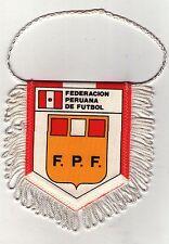 ancien fanion football - PEROU F. P. F. federacion peruana de futbol