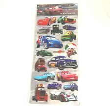 18 Assorted Cars Vehicle Sticker Kids Scrapbook Card Envelope Sealing Box Bed