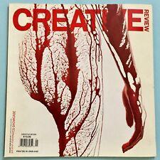 CREATIVE REVIEW MAGAZINE JANUARY 20O5 MUSIC GRAPHICS SHOWCASE