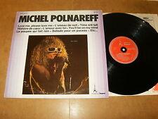 MICHEL POLNAREFF - SELF TITLED - 70's FRENCH LP - AZ / IMPACT 6886 604