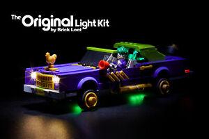 LED Light Lighting kit fits LEGO ® Batman Movie Joker Notorious Lowrider 70906