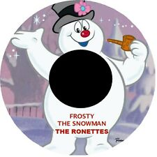 FROSTY THE SNOWMAN/SLEIGH RIDE The Ronettes *CHRISTMAS*
