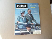 Saturday Evening Post Magazine April 27 1963 Complete