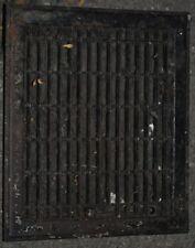 Vintage Floor / Wall Heat Register Metal Vent  Antique Grate