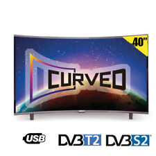 "TV LED 40"" AKAI CURVA CTV400TS DVB-T2/S2 USB HDMI CI CI+ MPEG4 CURVED -3274339"