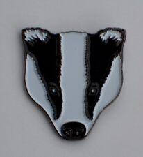 Badger Quality Enamel Pin Badge
