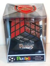 original official ARSENAL FOOTBALL RUBIK'S CUBE rare special collectors edition