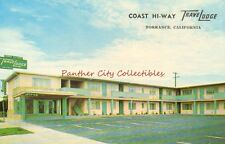 Vintage Postcard TraveLodge Motel Torrance California CA PC