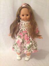 "Zapf Creation Max 55-17 19"" Vinyl Poupee Girl Germany Doll"