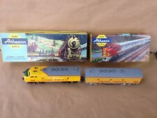 Athearn Loco and dummy Union Pacific nos 1467 &1467B