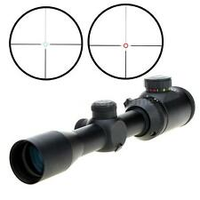 Visionking 1.5-5X32GL Illuminated Red Green Dot Riflescope for Hunting W9N1