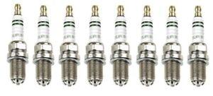 Set Of New Genuine Porsche 955 Cayenne S Spark Plugs 99917021890