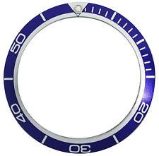 High Quality Blue Bezel Insert  For ( Fit ) OMEGA SEAMASTER PLANET OCEAN