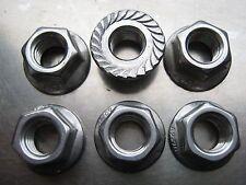 Stainless Steel Sprocket Nut Set for  HondaXL 600 Transalp from 1994- 2000