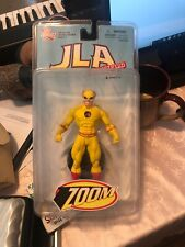 Flash Retro Action Figure Series 1 Reverse Flash Loose Factory Bag