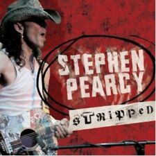 Pearcy, Stephen - Stripped CD NEU OVP