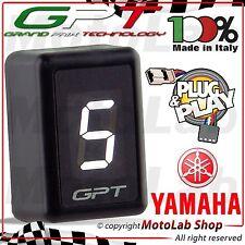 CONTAMARCE GPT GI1PNP Y MICRO INDICATORE PLUG N' PLAY Yamaha YZF 1000 R1 2007 07