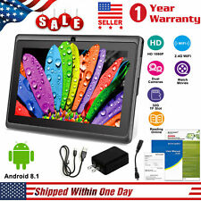 7 HD Android 8.1 Quad-Core Tablet PC 8GB Children...