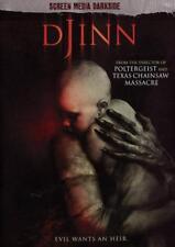 DJINN NEW DVD