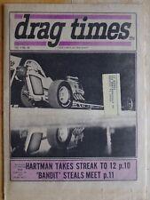 1970 DRAG TIMES-Don Nicholson,CAPITOL RACEWAY-Linda Vaughn,Jungle Jim,Jack Arnew