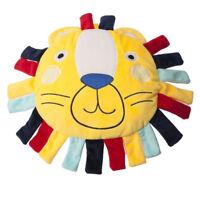 Cartoon Animal Lion Plush Stuffed Soft Plush Toy Doll Pillow Kid Baby Gift BS