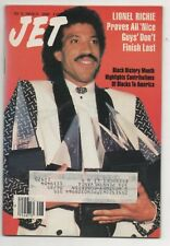Jet MagazIne Lionel Richie Cover Feb 25, 1985
