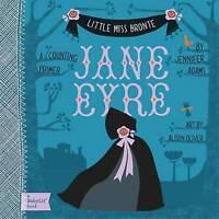 Little Miss Bronte: Jane Eyre: A BabyLit Counting Primer, Jennifer Adams,Alison