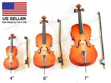 """Miniature Wood Cello, 7""""  Perfect Music Gift"""