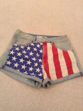 TopShop Size Tall Shorts for Women