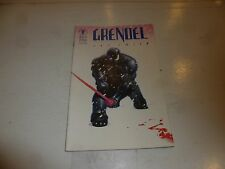 GRENDEL Comic - War Child - No 8 (of 10) - Date 03/1993 - Dark Horse Comic's
