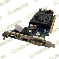 OEM Dell ATI Radeon HD4350 512MB DDR2 HDMI VGA DVI PCI-E Video Card P002P TESTED