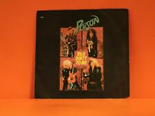 """POISON - TALK DIRTY TO ME / WANT SOME NEED  - PICTURE SLEEVE  - 7"""" SINGLE 45 1"""