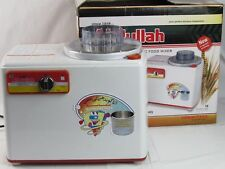 Abdullah Food Processor Dough Kneader Atta Mixer Roti Chapati Dough Machine