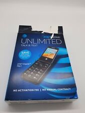 Alcatel Cingular Flip 2 40440 with 4Gb Memory Wifi Phone | At&T | Gsm Parts Only