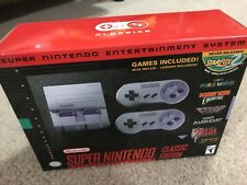 *NEW*Nintendo Super NES Classic Edition with Games