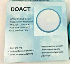 Doact Cast Bandage Protector Adult Half Leg Waterproof