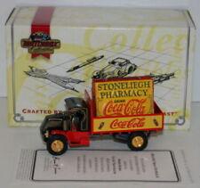Voitures, camions et fourgons miniatures Matchbox coca-cola