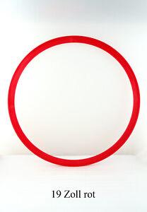 Felgenstapelringe - rim stacking rings - 19 Zoll - Set á 4 Stück