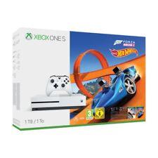 Microsoft Xbox One S Forza Horizon 3 Hot Wheels 1TB Console - White