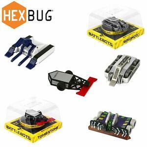 HEXBUG Mini Battlebots Robots BRONCO TOMBSTONE BITE FORCE WITCH DOCTOR